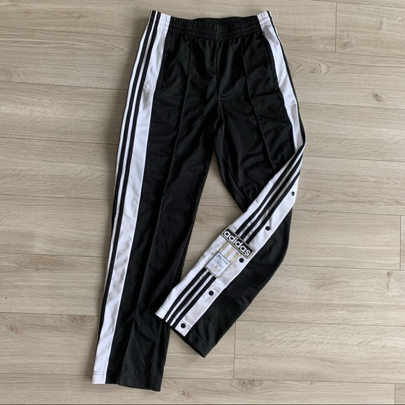 *Brand New* Adidas Snap Button Track Pants